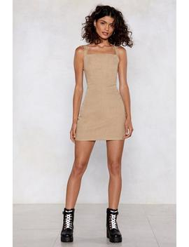 Such A Square Mini Dress by Nasty Gal