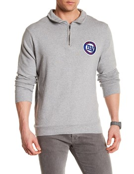 New York Giants Side Line Pullover by Junkfood