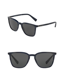 53mm Square Sunglasses by Dolce & Gabbana