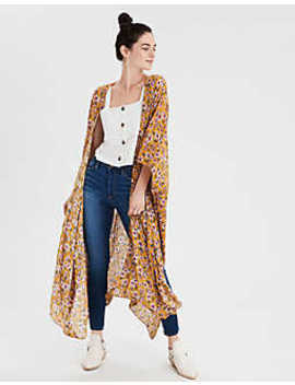 ae-maxi-floral-kimono by american-eagle-outfitters