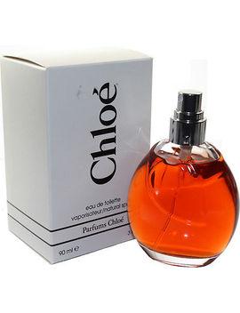 Chloe By Chloe 3.0 Oz/90 Ml Edt Spray Tester For Women New In Tester Box by Chloe
