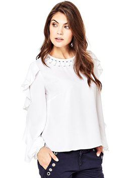 Bluse by Guess