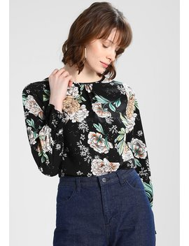 Floral Print   Bluse by Dorothy Perkins