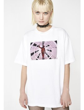 2001: A Space Odyssey Air Lock Tee by Dumbgood