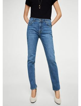 Jeans Relaxed Lonny by Mango