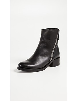 Demi Zip Boots by Frye