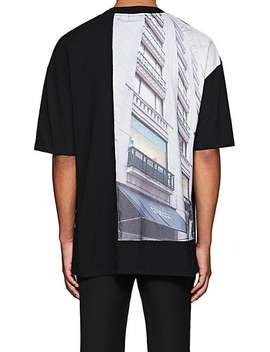 Graphic Cotton T Shirt by Wil Fry
