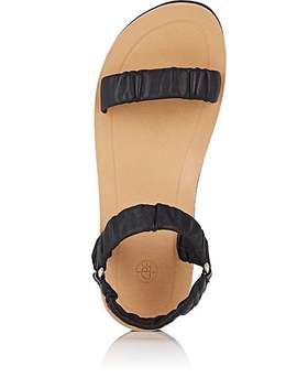Egon Leather Sandals by The Row