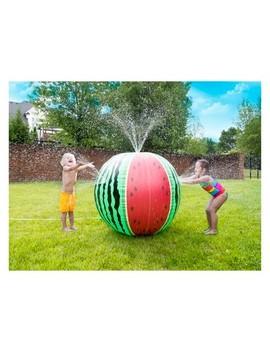 Wet N' Wild Mega Melon Ball Jumbo Sprinkler by Prime Time Toys
