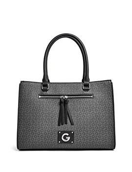 G By Guess Faye Logo Carryall by G+By+Guess