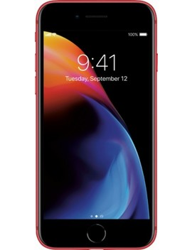 I Phone 8 64 Gb   (Product)Red™ Special Edition (Verizon) by Apple