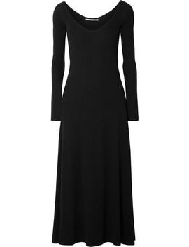 Cotton Jersey Midi Dress by Rosetta Getty