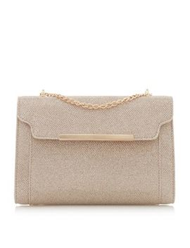 Head Over Heels By Dune   Bellarou' Boxy Clasp Flapover Bag by Head Over Heels By Dune