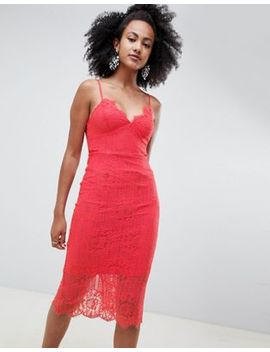 New Look Lace Midi Dress by New Look