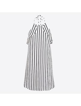 Striped Halter Dress by J.Crew