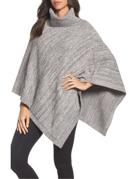 Cozychic® Point Dume Poncho by Barefoot Dreams®