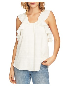 Crossover Back Ruffle Top by 1.State