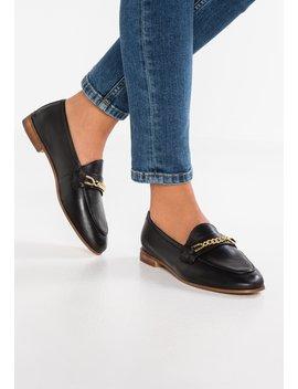 Key Trim Loafer   Slipper by Topshop
