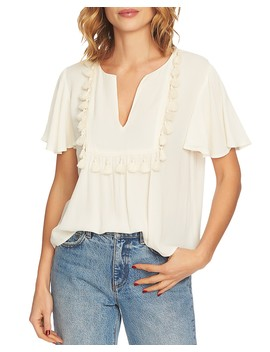 Tassel Trim Top by 1.State