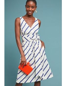 Farida Belted Dress by Tracy Reese X Anthropologie