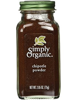 Simply Organic Chipotle Powder, 2.65 Ounce by Simply Organic