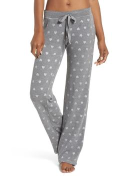 Wild Heart Thermal Lounge Pants by Pj Salvage