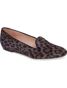 Waverly Genuine Calf Hair Loafer Flat by Patricia Green