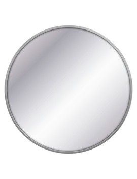Decorative Wall Mirror Gray   Project 62™ by Project 62™