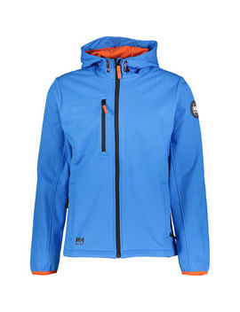 Racer Blue Fleeced Jacket by Helly Hansen