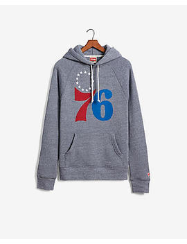 Homage Philly 76 Ers Hoodie by Express