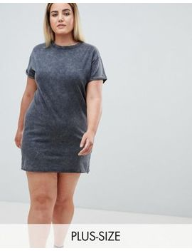 Missguided Plus T Shirt Dress by Missguided