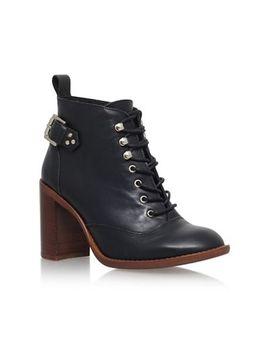 Kg Kurt Geiger   Black 'sweet' High Heel Ankle Boots by Kg Kurt Geiger
