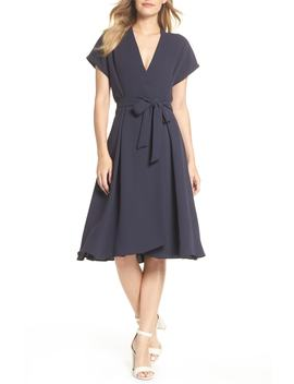 Audrey Wrap Dress by Gal Meets Glam Collection