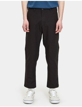 Straggler Carpenter Pant Iii In Black by Obey