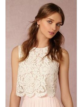 Cleo Top by Anthropologie