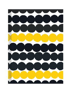 Marimekko Fabric Wrapped Journal by Chronicle Books
