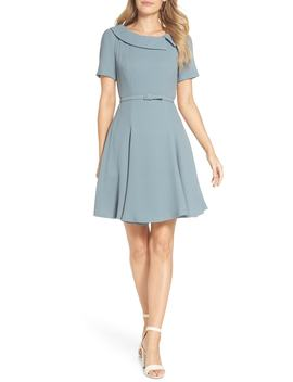 Thea Fit & Flare Dress by Gal Meets Glam Collection