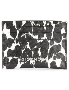 Printed Logo Cardholder by Givenchy