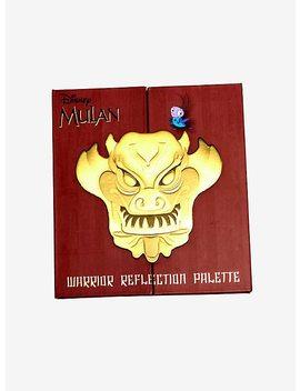 Her Universe Destination Disney Mulan Warrior Reflection Eyeshadow Palette by Hot Topic