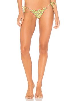 Side Tie Bikini Bottom by Salinas
