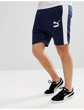 Puma Archive T7 Shorts In Navy 57502906 by Puma