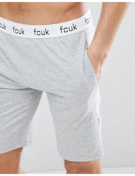 French Connection Logo Waistband Shorts by French Connection