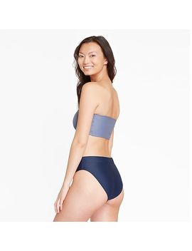 Summersalt® Classic Turn Down Bikini Bottom In Blue by Summersalt