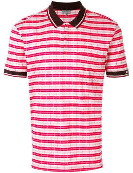 Classic Stripe Polo Shirt by Lanvin