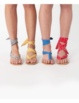 Henlee Sandals by Dolce Vita