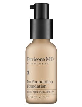 No Foundation Foundation Broad Spectrum Spf 30 by Perricone Md