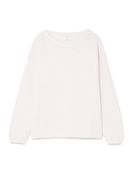 Wool And Cashmere Blend Sweater by Allude