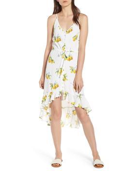 Frida High/Low Dress by Rails