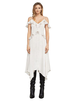 Lissa Asymmetrical Slip Dress by Bcbgmaxazria