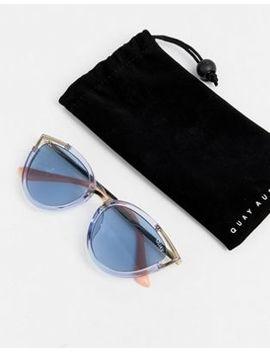 Quay Australia Hearsay Cat Eye Sunglasses by Quay Eyeware